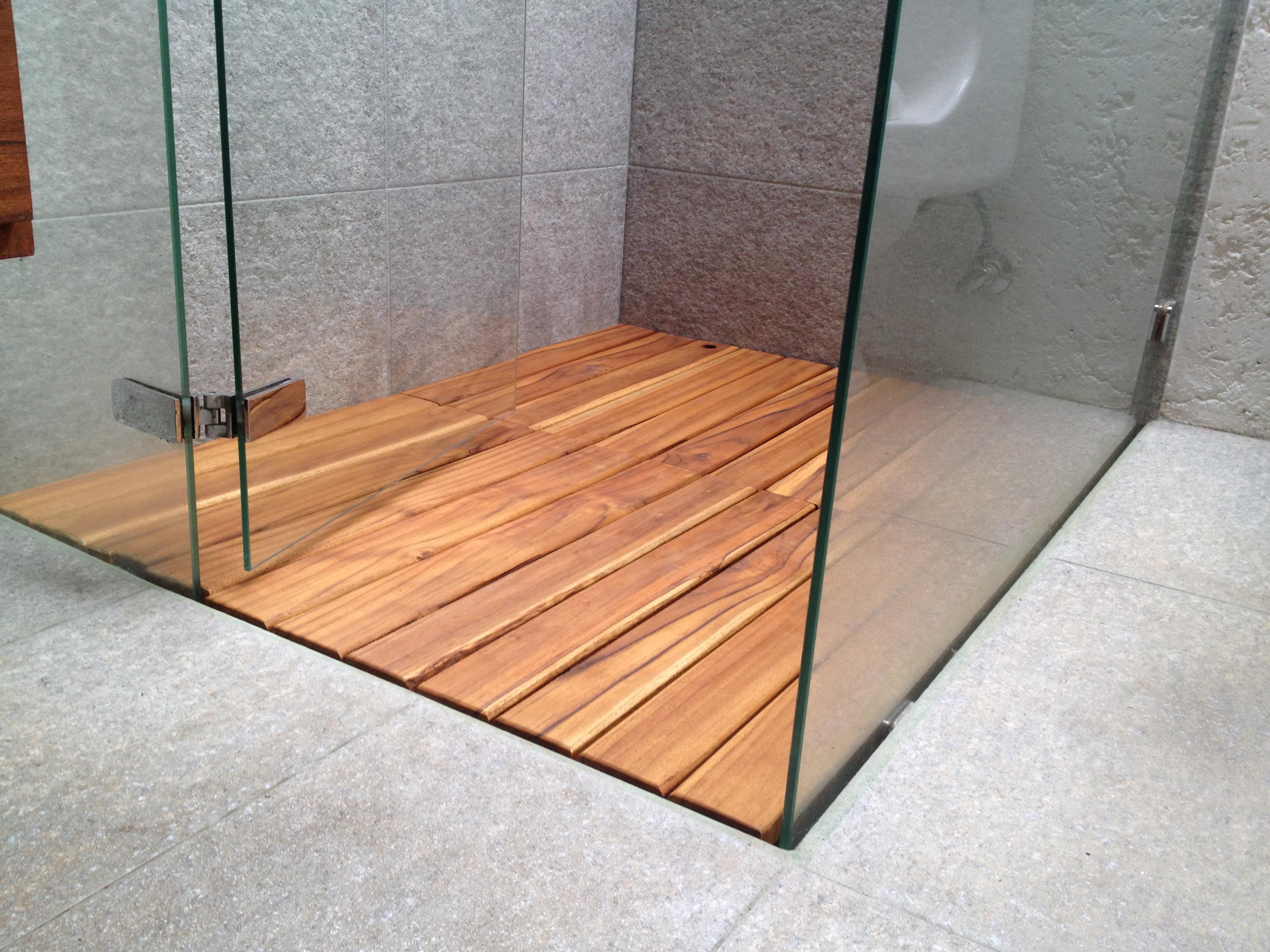 pisos para ducha